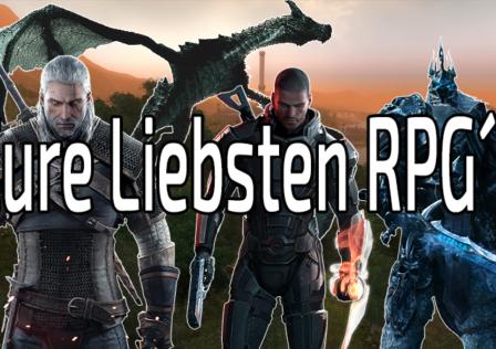 Liebsten RPGs